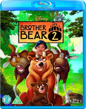 Koda, fratello orso 2 (2006) Full Blu-Ray 24Gb AVC ITA DD 5.1 ENG DTS-HD MA 5.1 MULTI