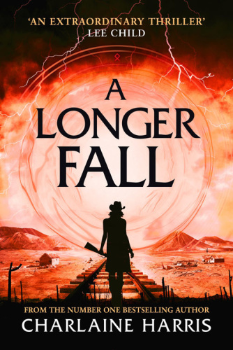 A Longer Fall by Charlaine Harris