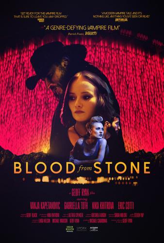 Blood From Stone 2020 HDRip XviD AC3-EVO
