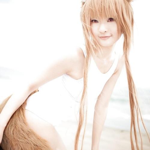 Anime sexy fox girl