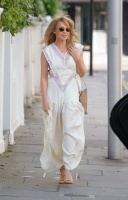 Kylie Minogue  -                  Chiltern Firehouse London May 26th 2018.