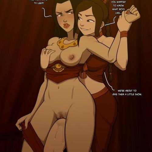 The last airbender porn pics
