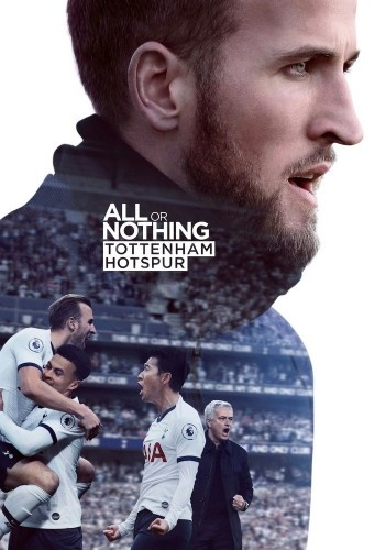All or Nothing Tottenham Hotspur S01E03 No More Mr Nice Guy 720p AMZN WEBRip DDP5 1 x264-NTb