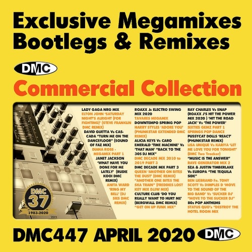 DMC   Commercial Collection Vol  447