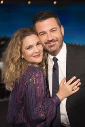 Drew Barrymore - Jimmy Kimmel Live: June 21st 2018