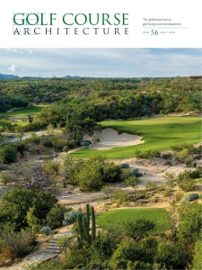 Golf Course Architecture - Issue 56 - April (2019)
