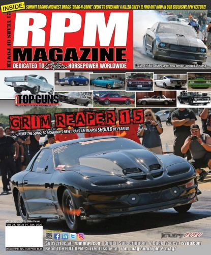 RPM Magazine - January (2020)