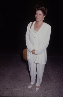 Kate Mulgrew - City of Angels Opening Night Performance at Shubert Theatre 25.9.1991