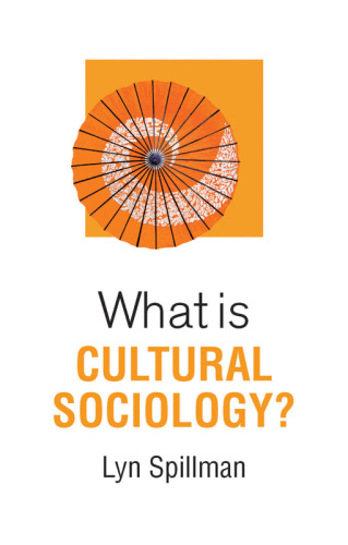 What is Cultural Sociology  (What is Sociology )