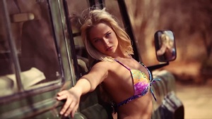 Irina Shayk, Genevieve Morton - Explore Zambia | SI Swimsuit (2012) 720p/1080p