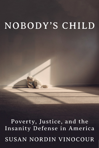 Nobody's Child  A Tragedy, a Trial, and a History of the Insanity Defense by Susan Nordin Vinocour
