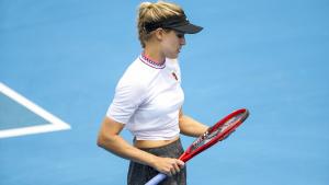 Genie Bouchard - Australian Open in Melbourne - 01/15/2019