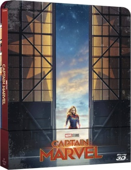 Captain Marvel 3D (2019) Full Blu-Ray 3D 45Gb AVCMVC ITA DD Plus 7.1 ENG DTS-HD MA 7.1 MULTI