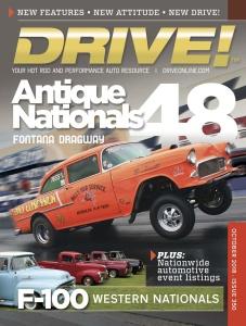 Drive !  October (2018)