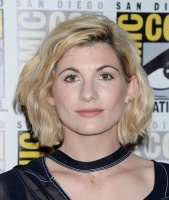 "Jodie Whittaker - ""Doctor Who"" photocall at Comic-Con 2018 in San Diego 7/19/18"