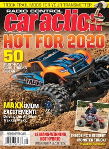 Radio Control Car Action  January (2020)