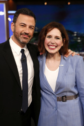 Vanessa Bayer - Jimmy Kimmel Live: March 14th 2018