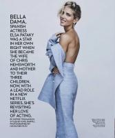 Elsa Pataky -                      Vogue Magazine (Australia) May 2018.