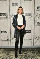 Maia Mitchell -          AOL Build New York City January 29th 2019 With Cierra Ramirez.