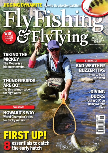 Fly Fishing & Fly Tying - April (2020)