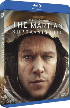 Sopravvissuto - The Martian (2015) BD-Untouched 1080p AVC DTS HD ENG DTS iTA AC3 iTA-ENG