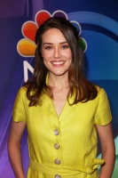 Megan Boone -                  NBC Midseason Press Junket New York City March 8th 2018.