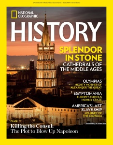 National Geographic History - 11 2019 - 12 (2019)