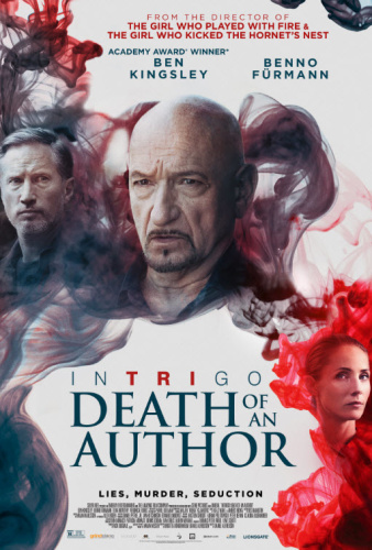 Intrigo Death Of An Author 2018 720p AMZN WEBRip DDP5 1 x264-NTG