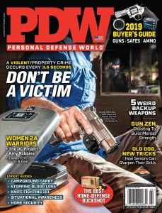Personal Defense World - Issue 222 - August-September (2019)