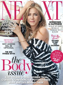 Jennifer Aniston -          Next Magazine (New Zealand) March (2018).
