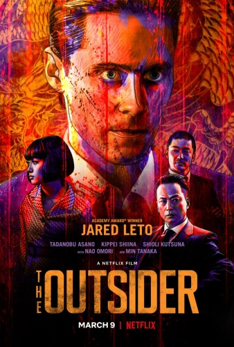 The Outsider 2018 WEBRip x264 ION10