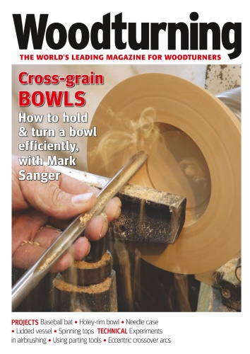 Woodturning – Issue 343 – April (2020)