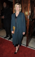"Jodie Whittaker - ""Hamilton"" Press Night in London 12/21/17"