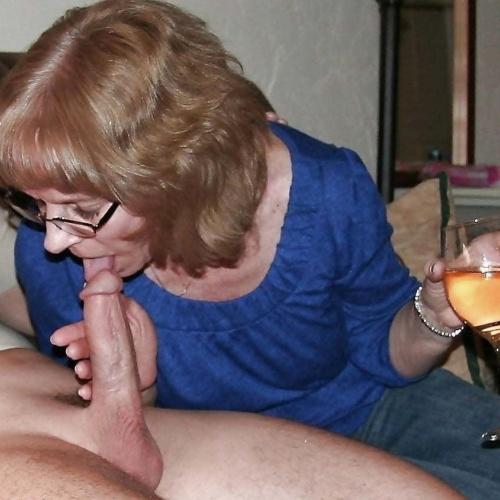 Blowjob granny pics
