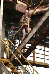 Rachel Nichols - Alias Season 5 Episode 6 Promotional Photos