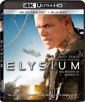 Elysium (2013) .mkv UHD VU 2160p HEVC HDR TrueHD 7.1 ENG DTS-HD MA 7.1 ITA DTS 5.1 ITA AC3 5.1 ENG