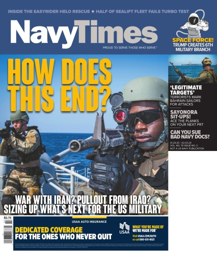 Navy Times - 13 January (2020)