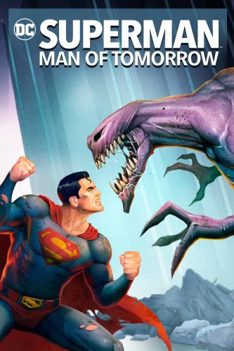 Superman Man of Tomorrow 2020 1080p Bluray X264 DTS-EVO