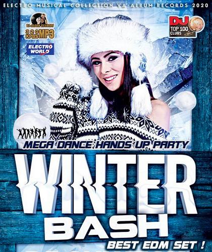 Winter Bash  Mega Dance Hands Up Party (2020)