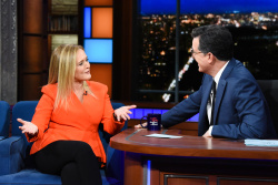 Samantha Bee - The Late Show with Stephen Colbert: March 27th 2018