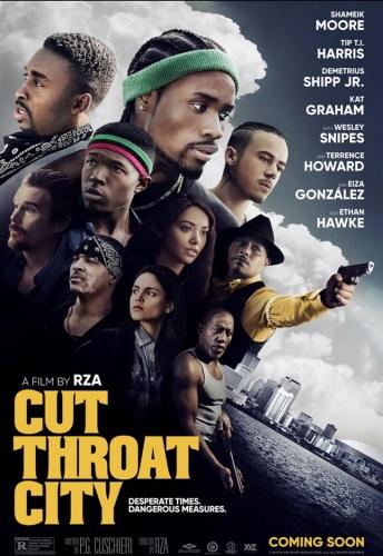 Cut Throat City 2020 BRRip XviD AC3-EVO