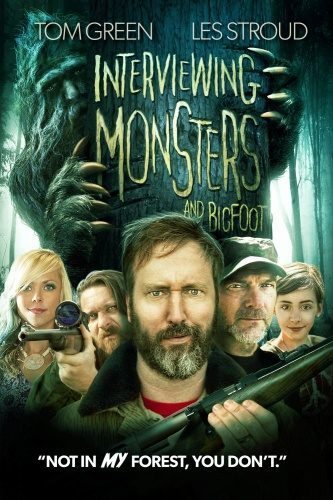 Interviewing Monsters and Bigfoot 2020 HDRip XviD AC3-EVO