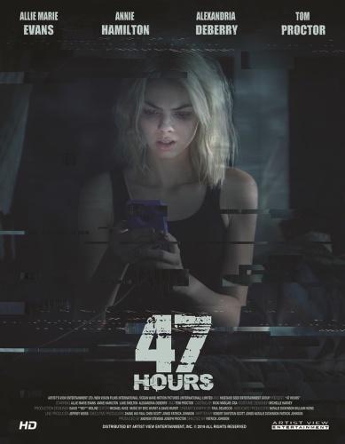 47 Hours To Live 2019 720p WEBRip X264 AC3-EVO
