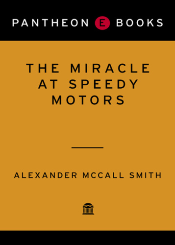 Alexander McCall Smith   [No  1 Ladie's Detective Agency 09]   The Miracle at Spee...