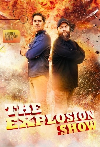 The Explosion Show S01E01 When Mountains Explode 720p WEB x264-CAFFEiNE