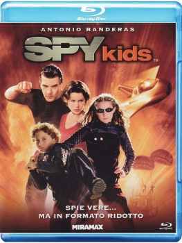Spy Kids (2001) Full Blu-Ray 22Gb AVC ITA ENG DTS-HD MA 5.1