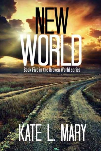 New World by Kate L  Mary