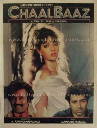 Chaalbaaz (1989) 1080p WEB DL AVC AAC-DUS