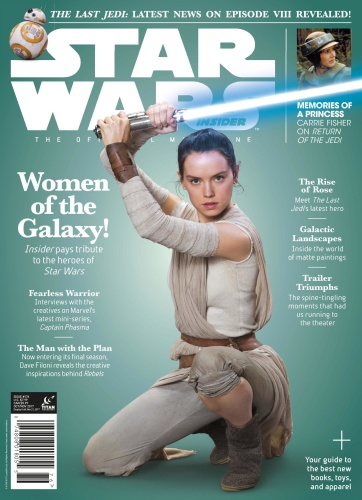 Star Wars Insider  October-November (2017)