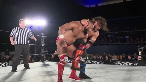 ROH Wrestling Ep 424 1st Nov 2019 720p Rip h264-TJ